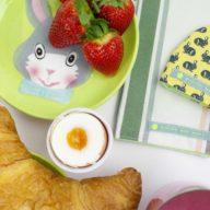 Ostern, zu Hause kreativ sein